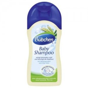 Bubchen BaShampoo Buebchen Baby Shampoo with wheat protein and camomile 200 ML