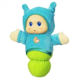 Playskool Lullaby Gloworm Toy, Blue