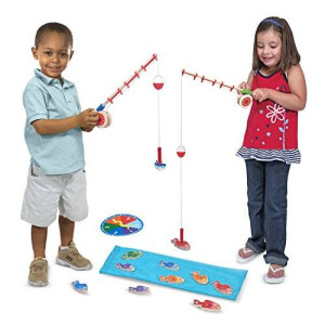 Melissa & Doug Melissa and Doug Catch and Count Fishing Game