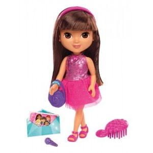 Fisher-Price Nickelodeon Dora and Friends Dance Party Dora