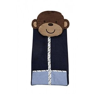 Carter's Monkey Collection Diaper Stacker