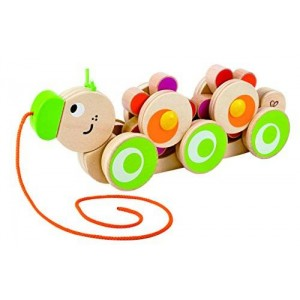 Hape Walk-A-Long Caterpillar