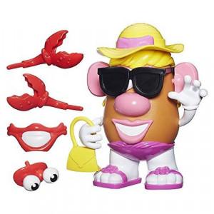 Mr Potato Head Playskool Mrs. Potato Head Beach Spudette