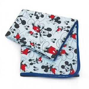 Bumkins Disney Baby Splat Mat, Mickey Classic