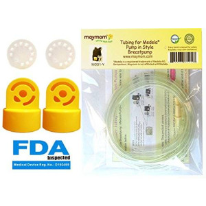 Maymom Pump in Style Tubing (Two Tubes)