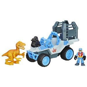 Playskool Jurassic World Dino Tracker 4X4