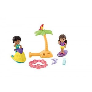 Fisher-Price Nickelodeon Dora And Friends Beachtime Friends Dora and Pablo