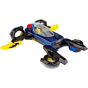 Fisher-Price Imaginext DC Super Friends Transforming Batmobile