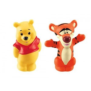 Fisher-Price Little People Magic of Disney Pooh and Tigger
