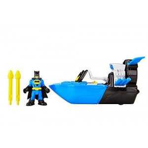Fisher-Price Imaginext DC Super Friends Bat Boat