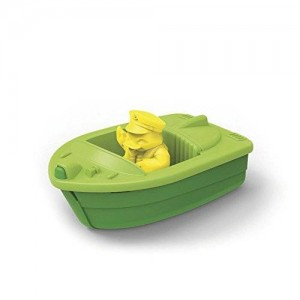 Green Toys Speed Boat Vehicle, Green
