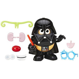 Mr Potato Head Potato Head Darth Tater Container