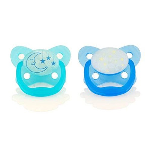Dr. Brown's Glow in the Dark Pacifier, Stage 2/Blue