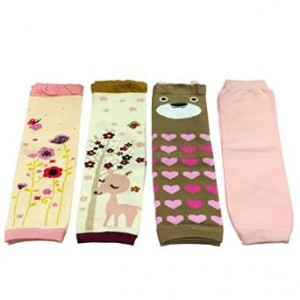 Allydrew 4 Pack Leg Warmers In Various Styles For Babies And Toddlers