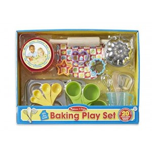 Melissa & Doug Melissa and Doug Let's Play House Baking Play Set