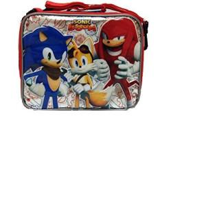 Disney New Sonic Boom Lunch Bag