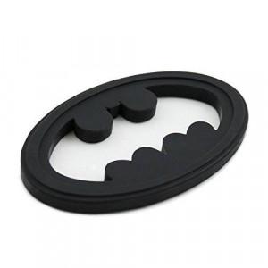 Bumkins Dc Comics Silicone Teether, Batman