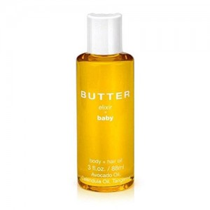 BUTTERelixir Baby Body and Hair Oil - 3 fl. oz