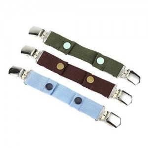 ilovebaby Adjustable Durable Snap Belt for Baby and Toddler Pack of 3 Bule, Coffee and Green