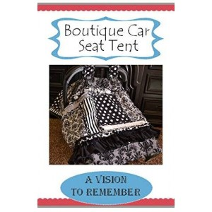 A Vision to Remember Boutique Car Seat Canopy