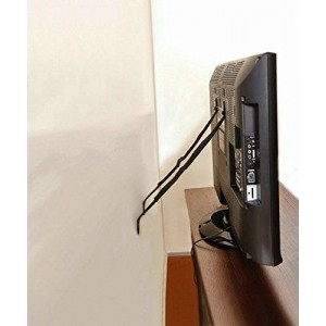 ROUNDSQUARE Anti-tip TV Furniture Safety Wall Straps - 2 Pack