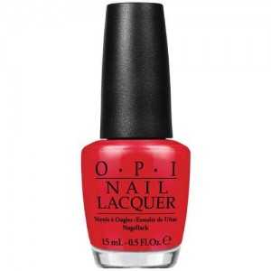 OPI Nail Lacquer, Coca-Cola Red, 0.5 Ounce