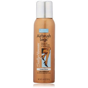 Sally Hansen Airbrush Legs Leg Makeup Deep Glow 4.4 oz / 124.7g