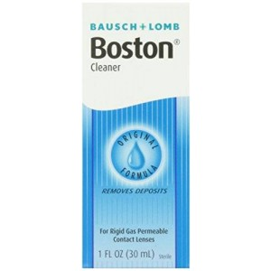 Bausch & Lomb Boston Cleaner, 1 oz