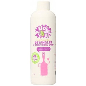 Lice Knowing You Detangler and Conditioner Spray, 8 Ounce