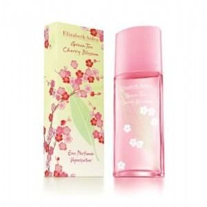 Elizabeth Arden Green Tea Cherry Blossom Eau de Toilette Spray for Women, 3.3 Ounce