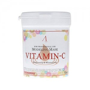 ANSKIN Vitamin Modeling Mask Powder Pack 700ml for Brightening and Moisturizing