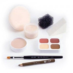 Caufield's Ben Nye Fair:lightest Makeup Personal Kit Ben Nye Theatrical Creme Personal Kit - FAIR: LIGHTEST PK-0