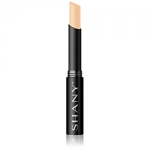 SHANY Cosmetics SHANY Creme Concealer Stick Paraben/Talc Free, LW1, 1 Ounce