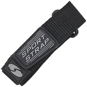 Voguestrap TX448061 Allstrap 16-20mm Black Adjustable-Length Fits Expedition Fastwrap Watchband