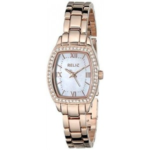 Relic Women's ZR34300 Lillian Rose Gold Watch