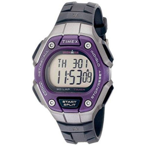 Timex Women's TW5K895009J Ironman Classic 30 Digital Display Quartz Black Watch