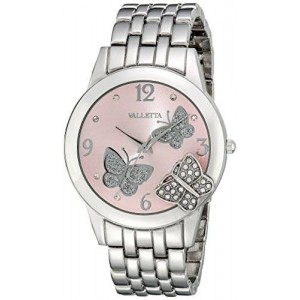 Valletta Women's FMDCT511A Analog Display Quartz Silver Watch
