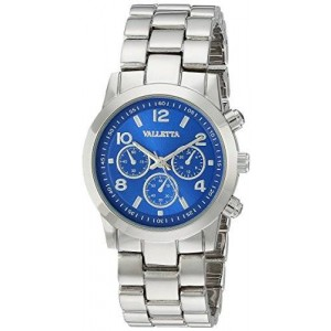 Valletta Women's FMDCT523A Analog Display Quartz Silver Watch