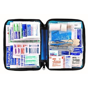 First Aid Only All-purpose First Aid Kit, Soft Case, 299-Piece Kit