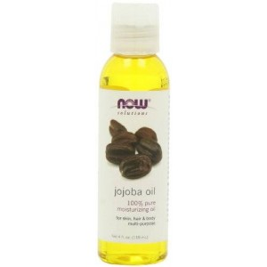 NOW Foods Jojoba Oil Pure, 4 ounce