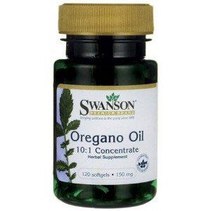 Swanson Oregano Oil 150 mg 120 Sgels