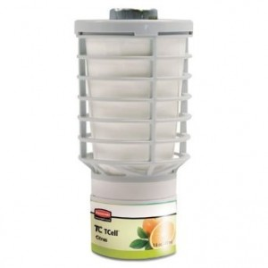 Rubbermaid Commercial Products FG402113 TCell Refill, Citrus