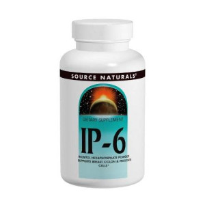 Source Naturals IP-6 Inositol Hexaphosphate, 800mg, 180 Tablets
