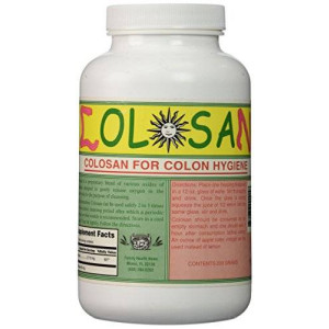 Family Health News Colosan - Superior Colon Cleanser 200g