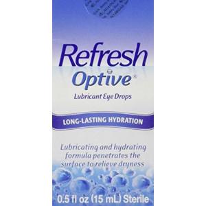 Optive Eye Drops , 0.5 fl oz. (15 mL)