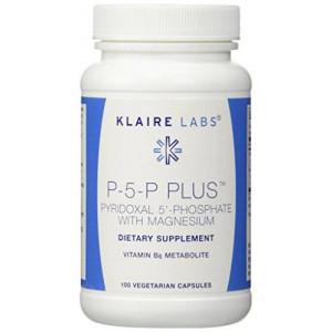 Klaire Labs - P-5-P Plus w/Magnesium 100c