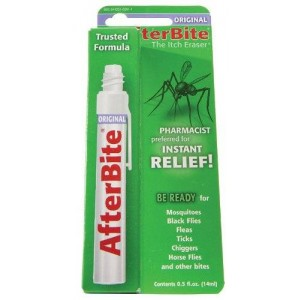 After Bite--The Itch Eraser! Fast Relief from Insect Bites and Stings (.5 fl oz