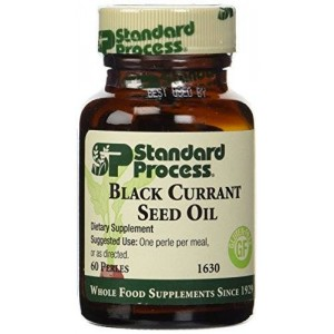 Standard Process - Black Currant Seed Oil 60 perles