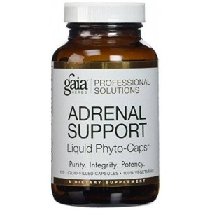Gaia Professional - Adrenal Support Pro 120 lvcaps