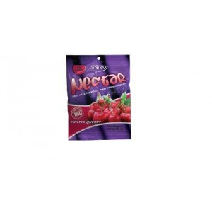 Syntrax Nectar Grab N' Go. Twisted Cherry, 1-Ounce Pouches (Pack of 12)